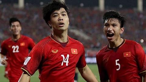 Dự đoán đội hình Việt Nam vs UAE: Văn Hậu đá chính, Công Phượng dự bị?