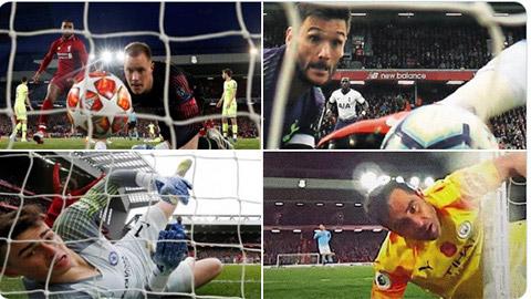 Vẻ khổ sở của các thủ môn lừng danh khi phải làm khách tại Anfield