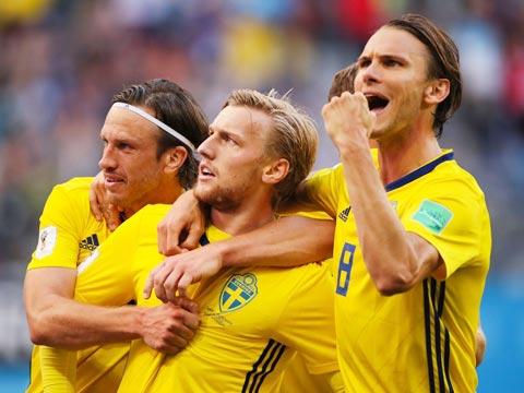Chiến thắng trước chủ nhà Romania sẽ đưa Thụy Điển đến VCK Euro