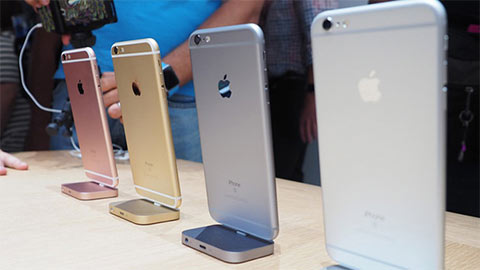 iPhone 6s giá chỉ hơn 1 triệu đồng về Việt Nam gây sốt mạnh