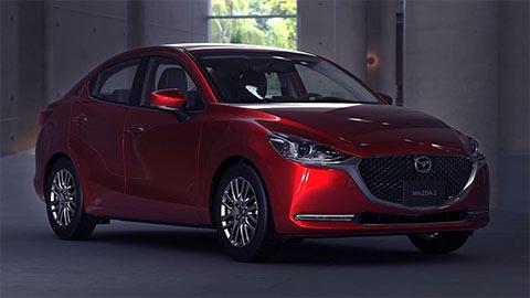 """Mazda 2 2020 ra mắt giá hơn 300 triệu, khiến Hyundai Accent-Toyota Vios """"khóc thét"""""""