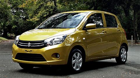 Suzuki Celerio giảm giá kịch sàn chỉ còn hơn 300 triệu, quyết đấu Hyundai Grand i10, VinFast Fadil