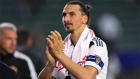 Ibrahimovic đã ấn định bến đỗ tiếp theo