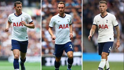 3 trụ cột đồng loạt từ chối cam kết với Tottenham