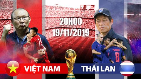 Việt Nam vs Thái Lan: Đả bại Voi chiến