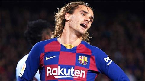 Griezmann đang đánh mất mình ở Barca