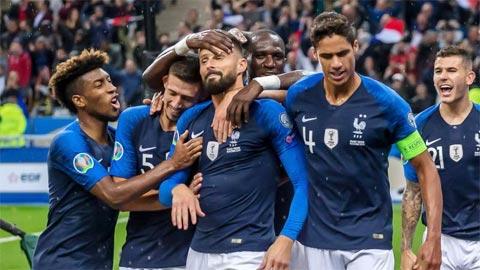 ĐT Pháp: Thắng nhưng phải thắng đẹp