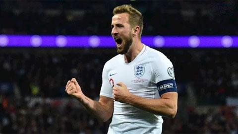 Sớm muộn gì Kane cũng phá kỷ lục của Rooney