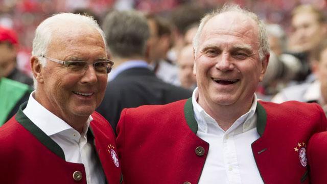 Uli Hoeness: Người đàn ông đưa Bayern lên hàng ngũ siêu cường