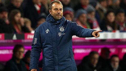 Bayern đặt niềm tin vào 'người đóng thế' Flick