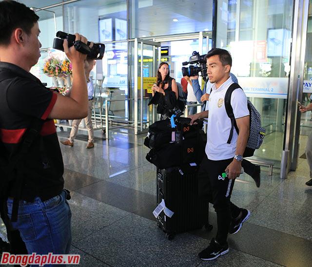 """Cầu thủ có biệt danh là """"Messi Thái"""" vừa ghi bàn vào lưới Malaysia ở trận đấu cách đây 2 ngày"""