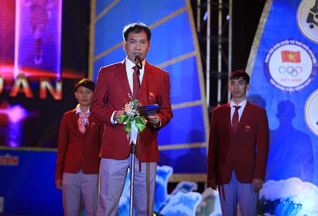 Trưởng đoàn Trần Đức Phấn khẳng định Đoàn TTVN đã sẵn sàng cho SEA Games 2019