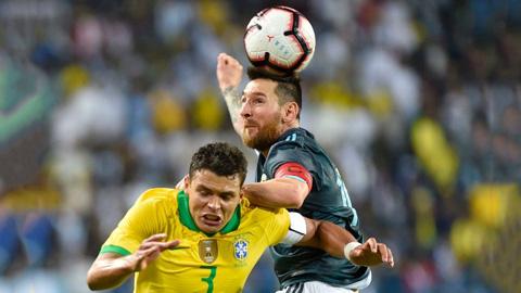 Messi: 'Đánh bại Brazil luôn cực sảng khoái'
