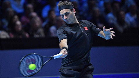 Federer bị loại, Tsitsipas đấu Thiem ở chung kết ATP Finals 2019