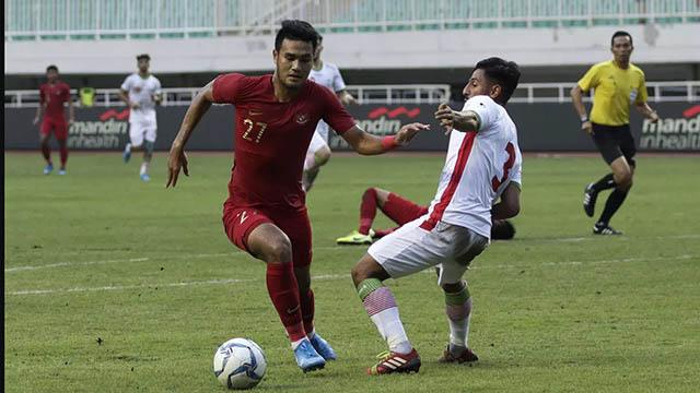 U22 Indonesia tỏ ra là đội bóng có tiềm năng lớn