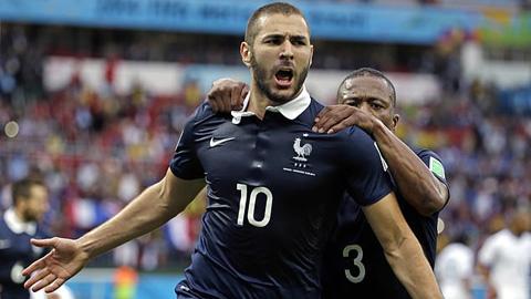 """Bị LĐBĐ Pháp """"từ mặt"""", Benzema đòi đá cho quốc gia khác"""