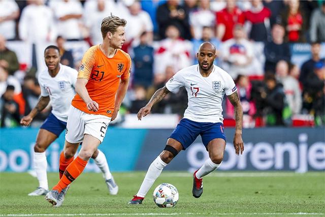 De Jong giúp sức mạnh ĐT Hà Lan tăng lên đáng kể