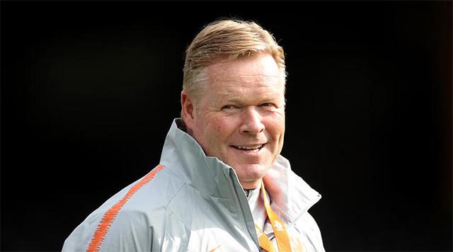 HLV Koeman đã giúp bóng đá Hà Lan hồi sinh