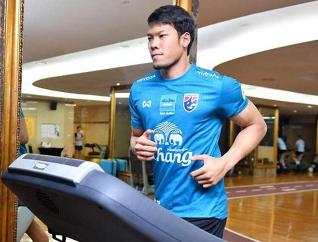 Lý do HLV Nishino đưa ra được Siam Sports dẫn lại là bởi các cầu thủ Thái Lan mới có mặt tại Việt Nam, vì vậy sẽ là không phù hợp cho việc tập luyện nặng trên sân cỏ.
