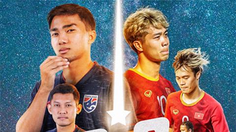 Việt Nam vs Thái Lan: Vị thế Đông Nam Á, thể diện châu Á
