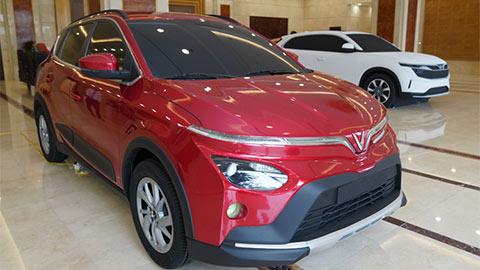 """VinFast sắp tung ra 2 mẫu xe mới giá từ 600 triệu """"đấu"""" Mazda CX-5, Hyundai Kona"""