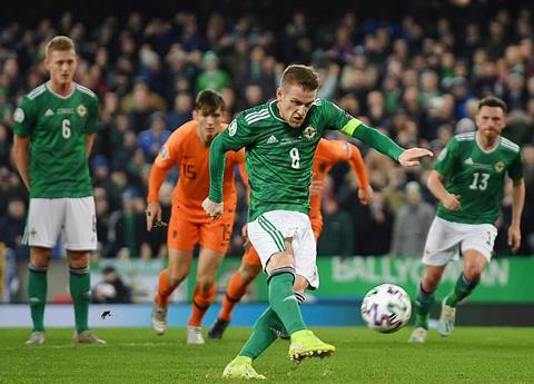 Bắc Ireland 0-0 Hà Lan: Oranje đoạt vé vào VCK EURO 2020
