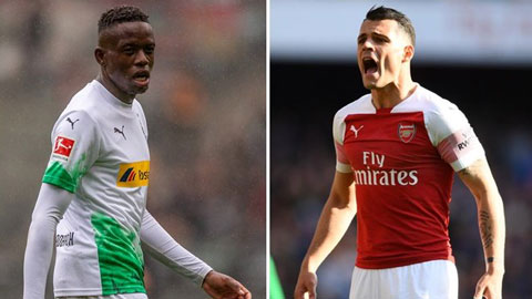 Arsenal tính đem Xhaka đổi lấy sao đang lên tại Bundesliga