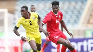 23h00 ngày 18/11: Kenya vs Togo