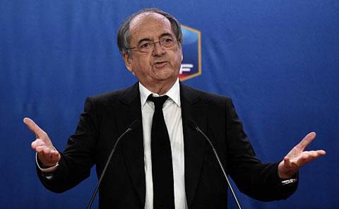 Bị Chủ tịch FFF Le Graet cấm cửa lên ĐT Pháp, Benzema tuyên bố sẽ khoác áo một đội tuyển khác