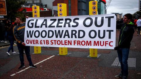 NHM M.U phản đối gia đình nhà Glazers