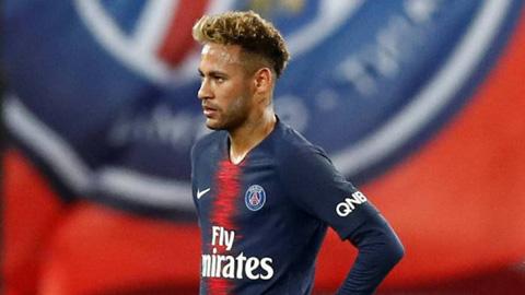 Neymar từ chối gia hạn với PSG