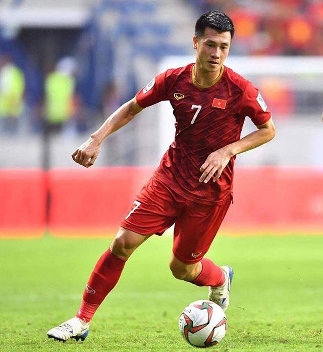 Huy Hùng không tham gia trận gặp đội tuyển Thái Lan