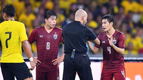Thái Lan bị HLV Park Hang Seo chỉ ra điểm yếu