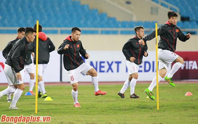 Đội tuyển Việt Nam hy vọng sẽ xóa cái dớp hơn 20 năm không thắng Thái Lan trên sân Mỹ Đình