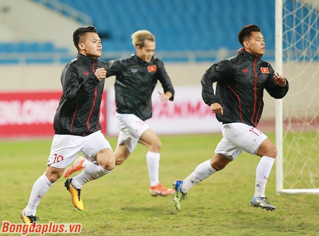 Quang Hải đang là niềm hy vọng số 1 của đội tuyển Việt Nam