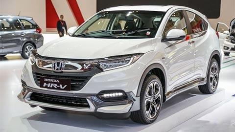 """Honda HR-V giảm giá gần 130 triệu đồng """"quyết đấu"""" Hyundai Kona, Ford Ecosport"""