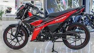 Giá Suzuki Raider 150 mới nhất, đối thủ của Yamaha Exciter 2019, Honda Winner X