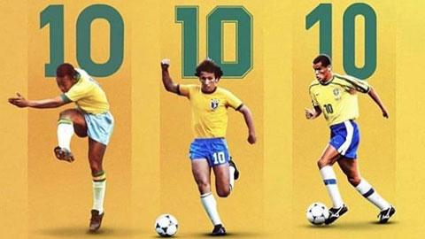 Neymar ủng hộ Rivaldo chỉ trích HLV ĐT Brazil