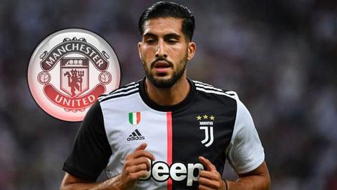 Sao Juventus ''bật đèn xanh'' cho Man United vào tháng 1