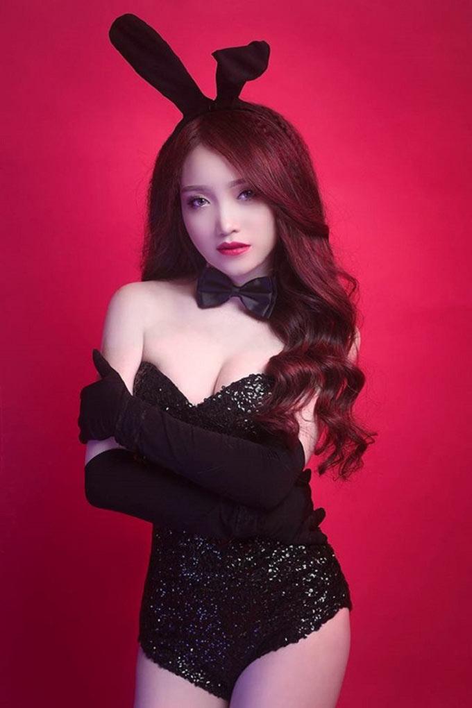 Phùng Bảo Trân - bạn gái hậu vệ Vũ Văn Thanh