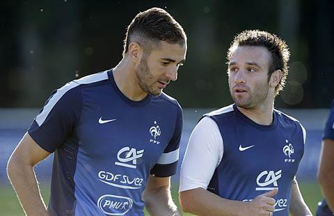 Sai lầm của quá khứ đã khiến Benzema không được gọi lên ĐT Pháp