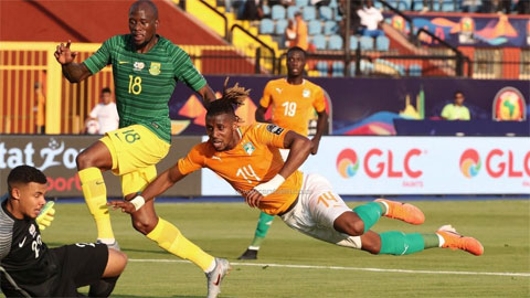 20h00 ngày 19/11: Ethiopia vs Bờ Biển Ngà