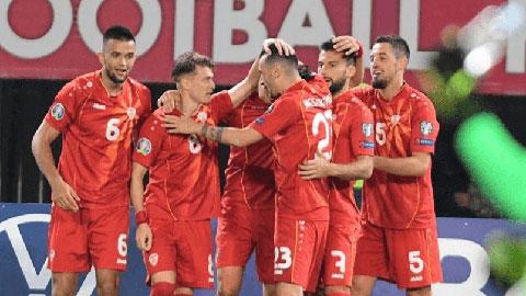 Nhận định bóng đá Bắc Macedonia vs Israel, 02h45 ngày 20/11