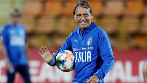 Và người Rome lại yêu Azzurri