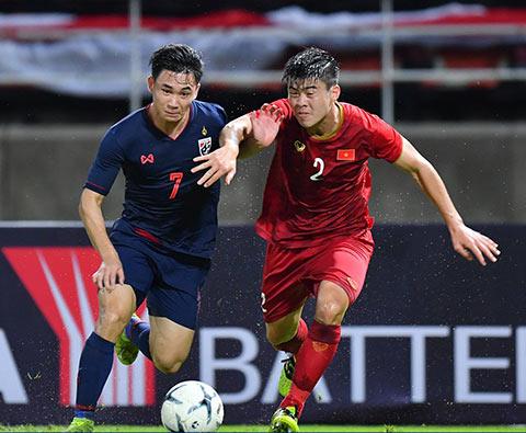 Việt Nam đứng trước cơ hội lớn đi tiếp nếu thắng Thái Lan