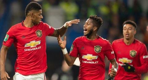 M.U đặt mục tiêu vô địch Europa League mùa này