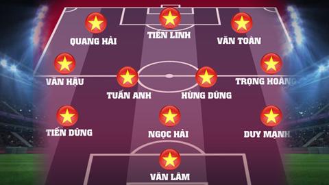 Việt Nam vs Thái Lan, trực tiếp 20h00 tối nay