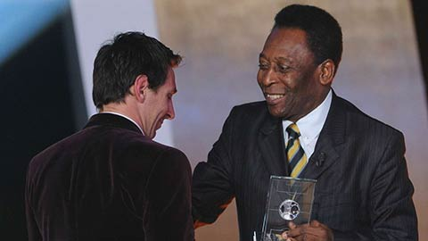Tite: 'Messi không có cửa so sánh với Pele'