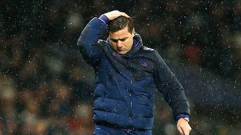Tottenham sẽ sa thải Pochettino nội trong mùa này?