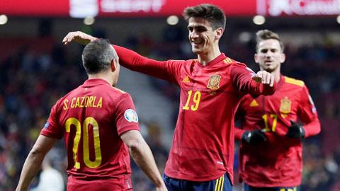 Gerard Moreno, vũ khí mới của Tây Ban Nha